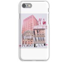 Portland Oregon design iPhone Case/Skin