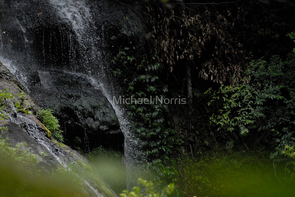 Water Fall by Michael Norris