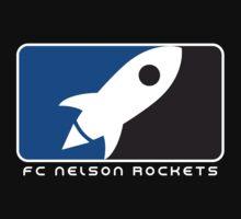 FC Nelson Rockets - Black FC by MurmanThurman