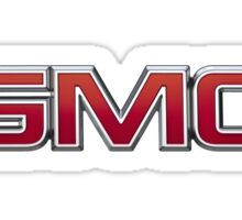 gmc funny Sticker
