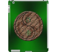 Taurus & Goat Yin Earth iPad Case/Skin