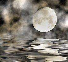 Glitter Moon by Samantha Dean