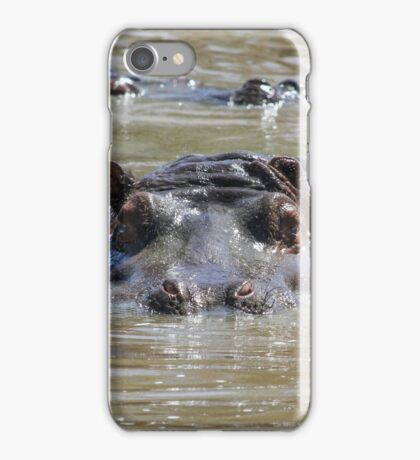 Hungry Hippo iPhone Case/Skin
