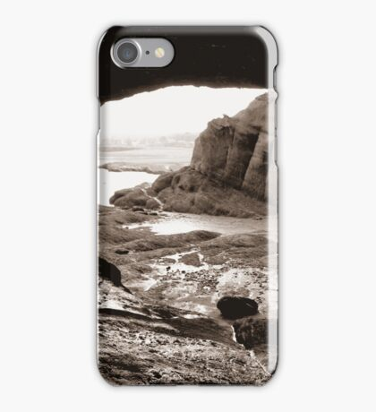 When the Tide is Away People Will Play iPhone Case/Skin