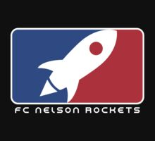 FC Nelson Rockets - Black NBA Kids Clothes