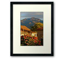 Tucson Beauty Framed Print