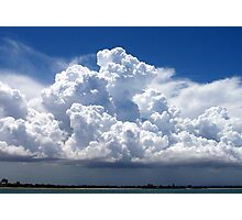 Cloud Formation Photographic Print