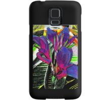 Passionate Moods  Samsung Galaxy Case/Skin