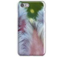 Frosted Feathers iPhone Case/Skin