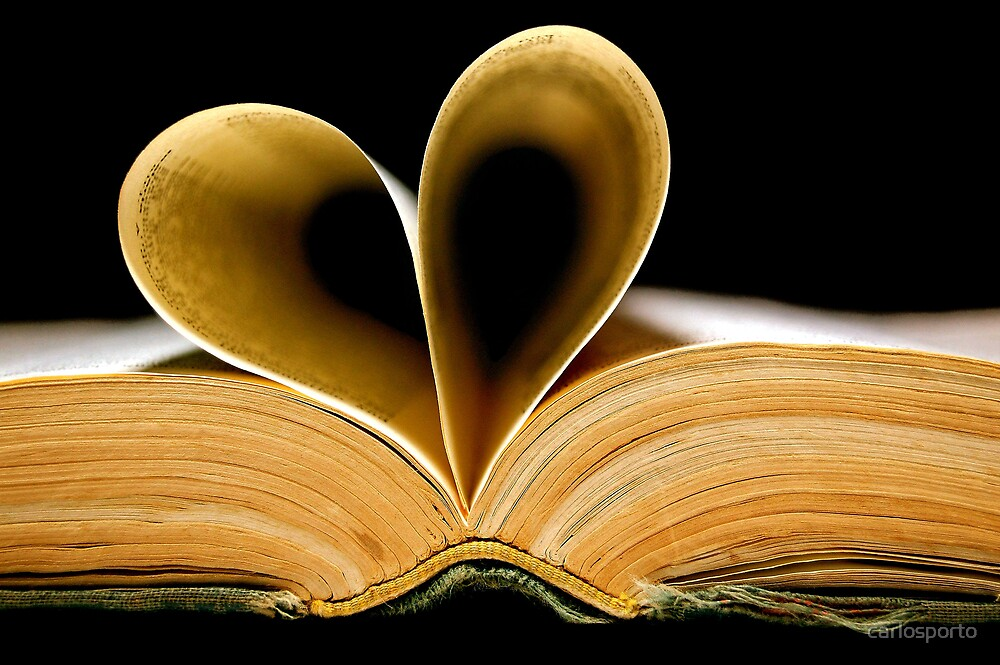 I Love to Read by carlosporto
