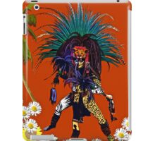 The Mayan Warrior Prince iPad Case/Skin