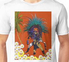 The Mayan Warrior Prince Unisex T-Shirt