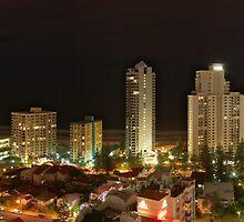 Gold Coast, Queensland by groophics