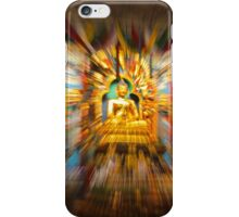 Golden Budda iPhone Case/Skin