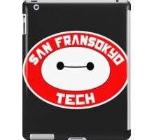 San Fransokyo Institute of Tech iPad Case/Skin