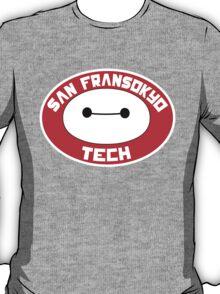 San Fransokyo Institute of Tech T-Shirt