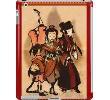Fire Angels iPad Case/Skin
