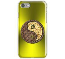 Taurus & Monkey Yang Fire iPhone Case/Skin