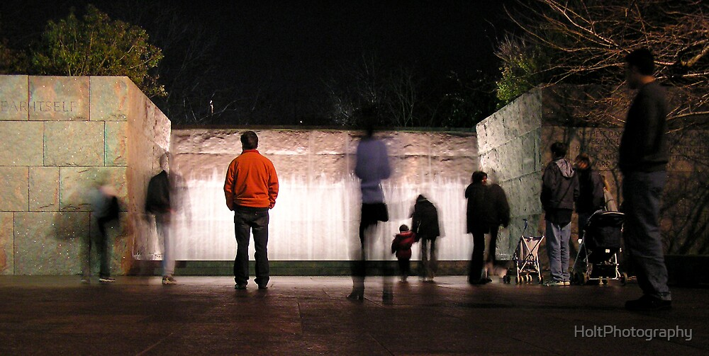 FDR Memorial by HoltPhotography