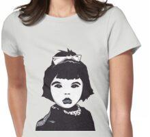 Baby Bjork t-shirt Womens Fitted T-Shirt
