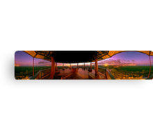 FuLL 360 FRoM WiLDHoRSE MouNTaiN Canvas Print