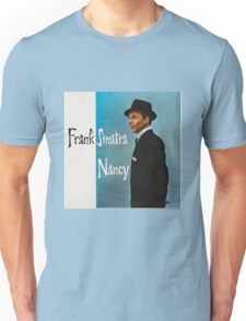 Frank Sinatra The Best of Singing  Unisex T-Shirt