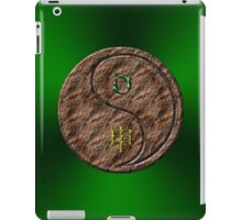 Taurus & Monkey Yang Earth iPad Case/Skin