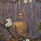 Nature of Buddha by Yuliya Glavnaya