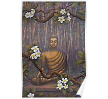 Nature of Buddha Poster