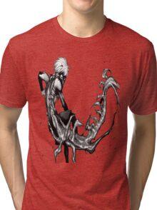 Kaneki Ken/Centipede Tri-blend T-Shirt