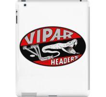 Vipar Headers iPad Case/Skin