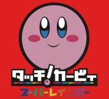 Kirby and the Rainbow Curse One Piece - Long Sleeve