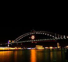Sydney Harbour Bridge by coquetboy