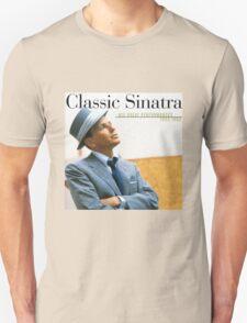 Frank Sinatra His Great Performances 1953-1960 Unisex T-Shirt