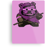 EWOK DONATELLO Metal Print