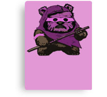 EWOK DONATELLO Canvas Print