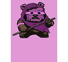 EWOK DONATELLO Photographic Print