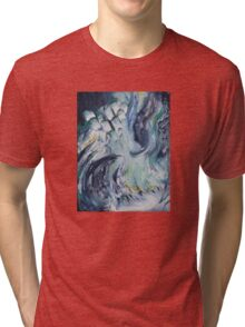 BEAUTIFUL CHAOS Tri-blend T-Shirt