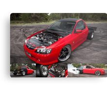 Steve Labroad's Holden VY Commodore Metal Print