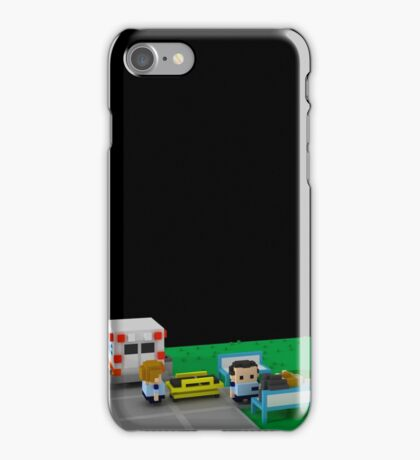 Poor Park Hobo iPhone Case/Skin