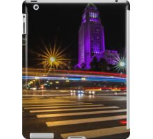 Color Your City Hall iPad Case/Skin