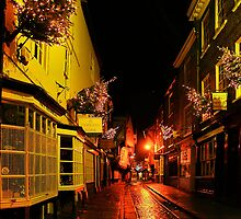 Shambles by night by clickinhistory