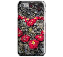 Love is Nature, Nature is Love iPhone Case/Skin