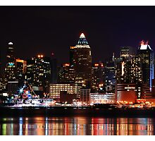 Hudson River Reflections Photographic Print