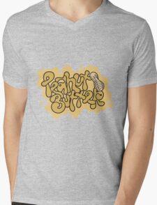 PEANUT BUTTER Mens V-Neck T-Shirt