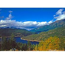 America the Beautiful, the Okanogan, early Fall Photographic Print