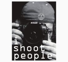 i shoot people by Brandon Segal