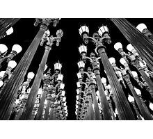 Urban Light Photographic Print