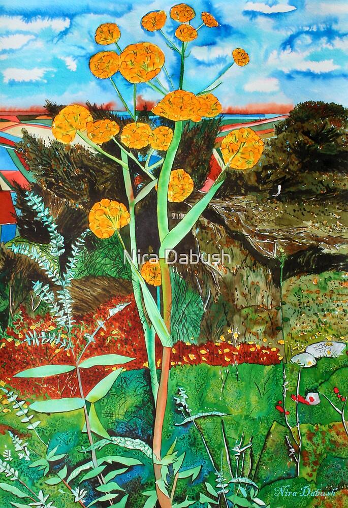 True Colours of Living Nature by Nira Dabush