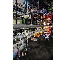 Tsim Sha Tsui Photographic Print